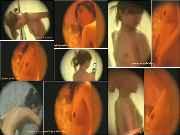 ~ハイビジョン民家盗撮~ドアスコープの向こう側Vol.11, bath voyeur, locker room voyeur, hidden camera bathhouse, peeping-holes doa_sukopu_11, peeping-holes bath, ピーピングホールズ作品