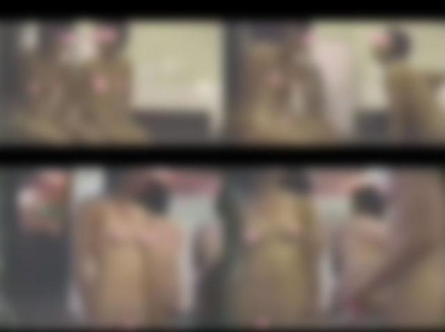 美少女【C】お風呂で会話に夢中丸見え盗撮