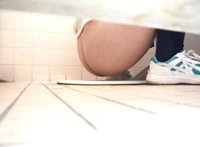 トイレまで追ってみた!